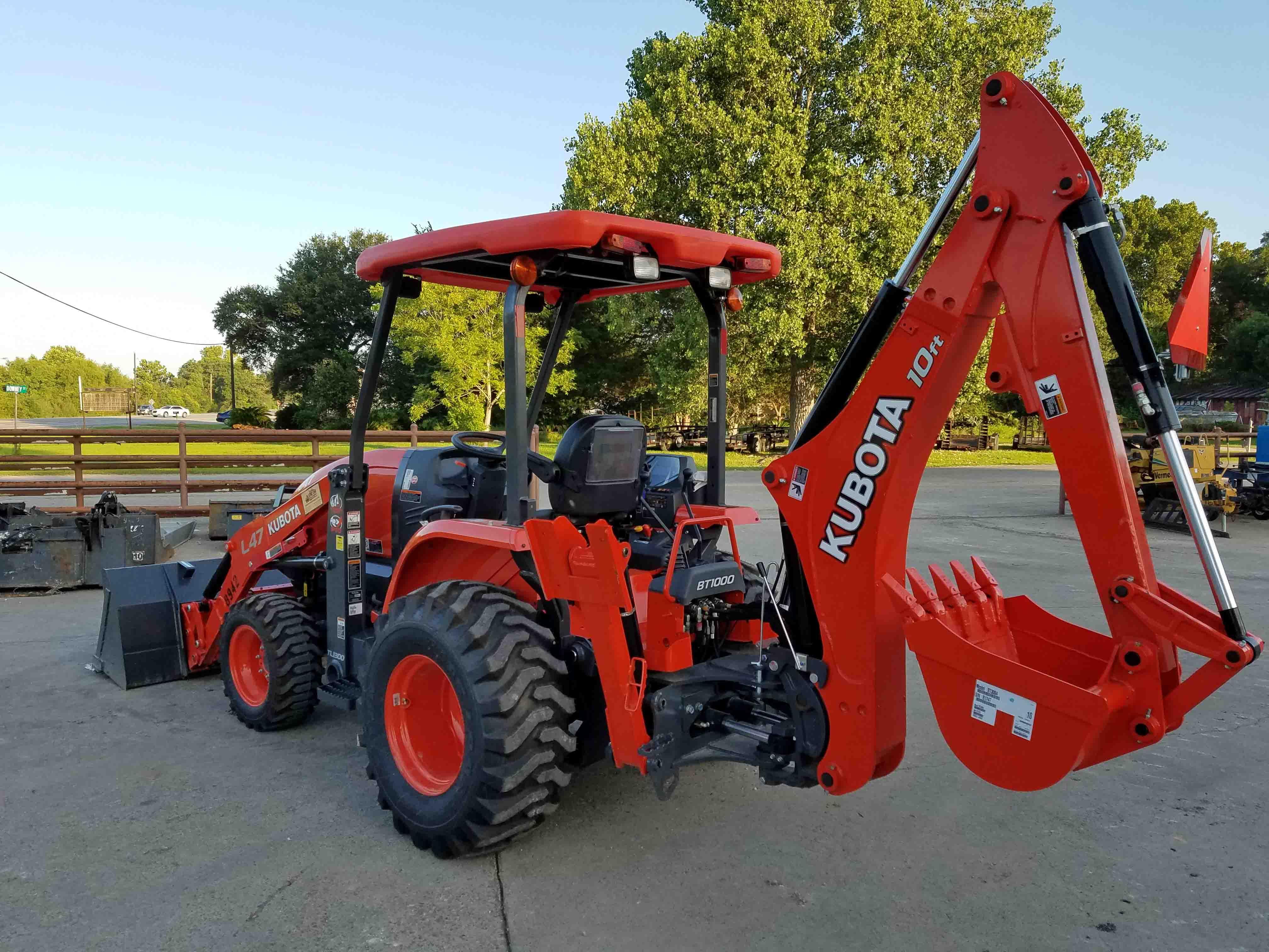 Tractors And Accessories For Rent Santa Fe Tx Serving