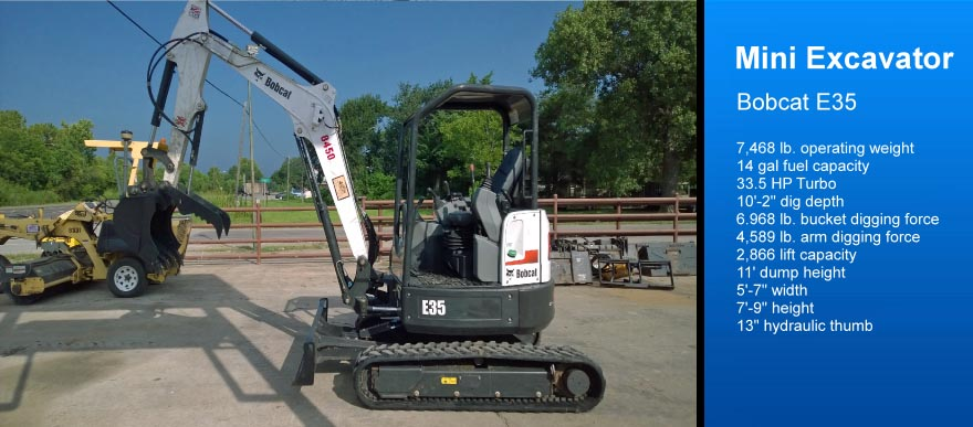 Pearland Equipment Rental