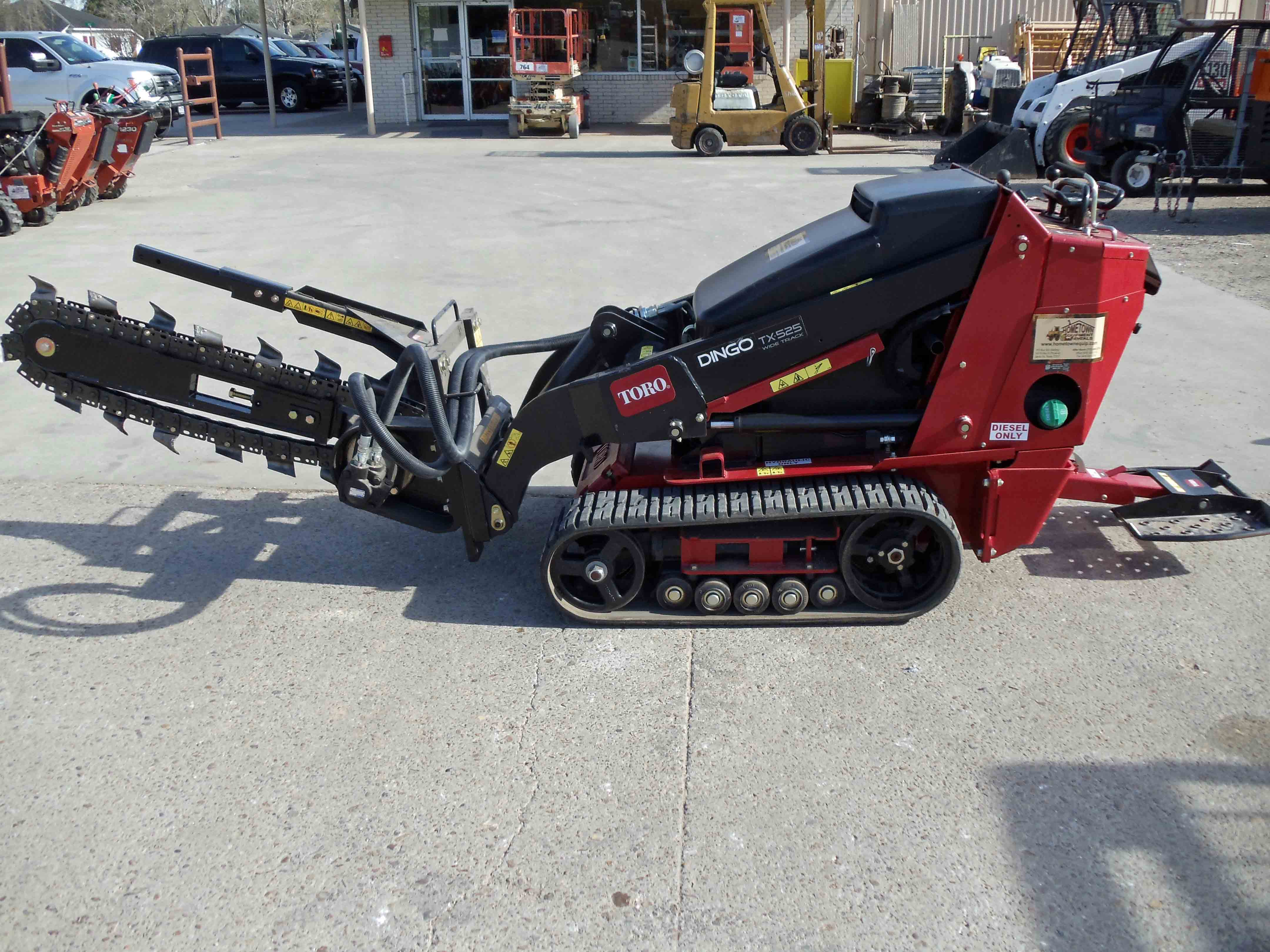Bobcat Skid Steer Amp Attachments For Rent Santa Fe Tx